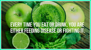 feed or fight disease
